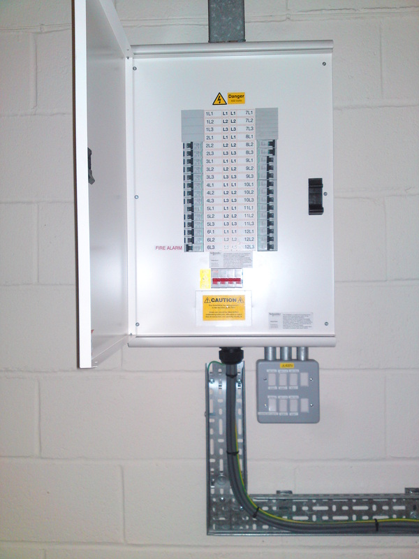 Main-isolator-&-distribution-board